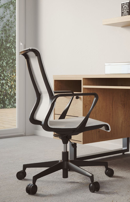 Mesh Office Chairs Designer Mesh Chairs Office Reality