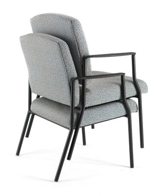 GC Comet Bariatric Chair Stacked